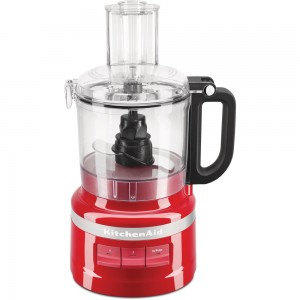 KitchenAid FoodProcessor 1,7 L Empire Rot 5KFP0719EER