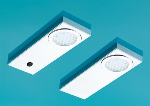 Lumica LED Leuchte Run 1 LED Set-2 S mit Schalter 3200 K 7063157