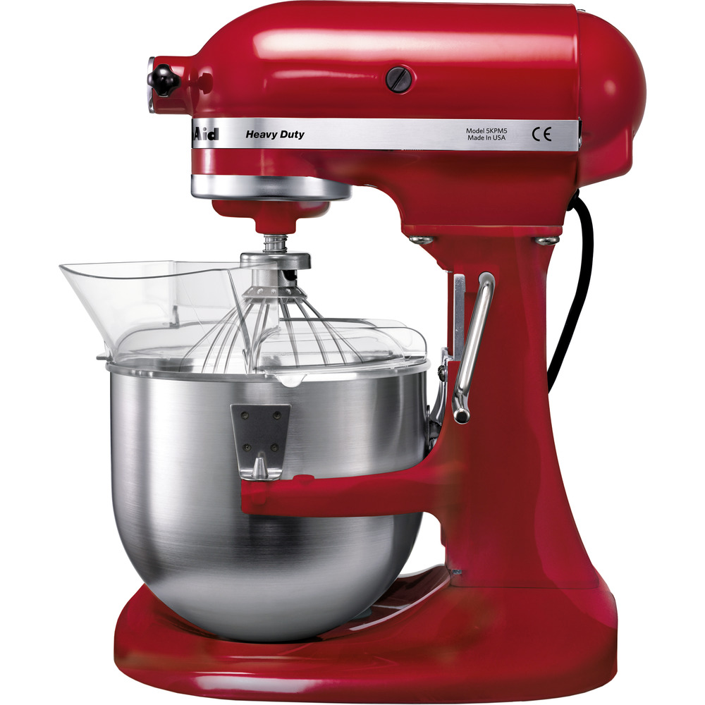KitchenAid Heavy Duty Küchenmaschine Empire Rot 5KPM5EER